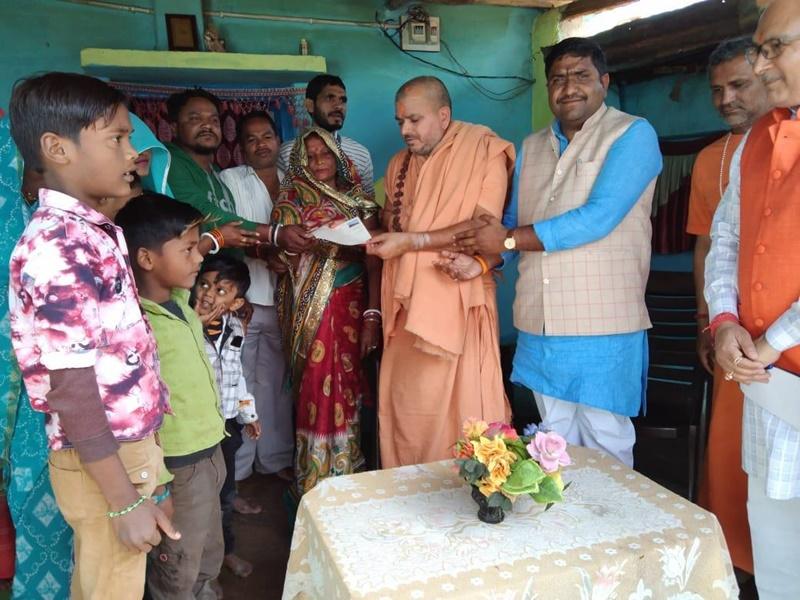 Ayodhya Ram Temple: अनूपपुर में दैनिक वेतन भोगी सफाई कर्मचारियों ने दिया एक माह का वेतन