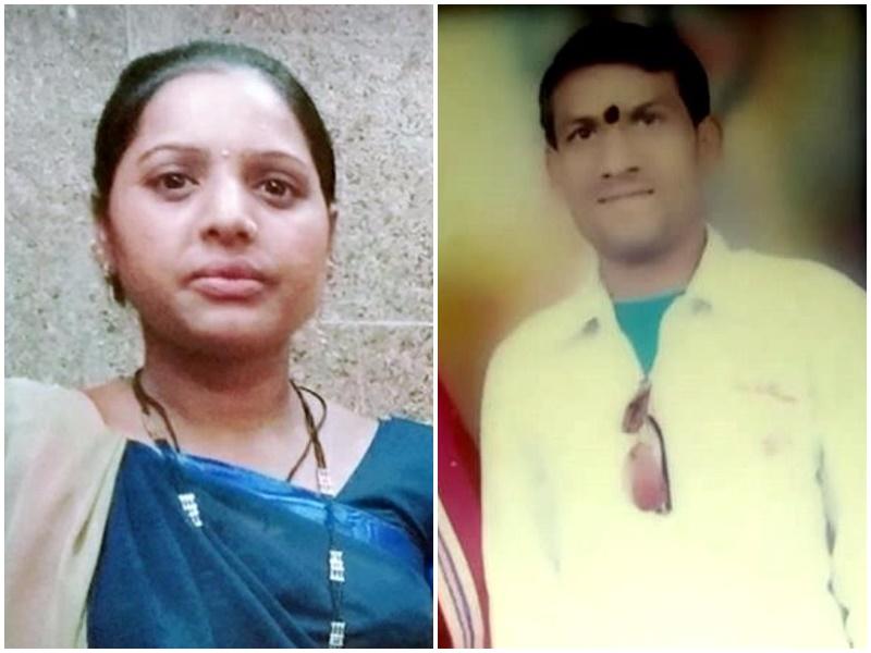 प्रेमी ने प्रेमिका की हत्या कर शव को घर में तीन फीट गहरे गड्ढे में दफनाया