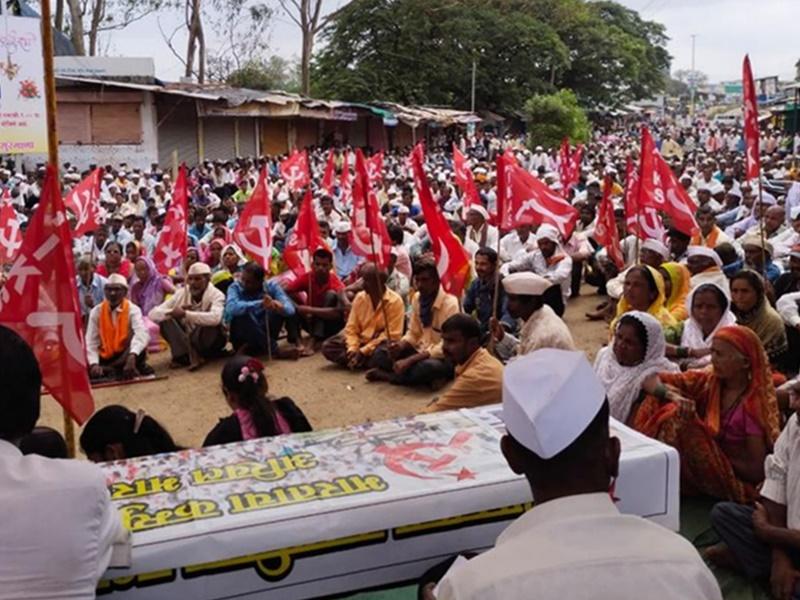 Bharat Band Update: राकेश टिकैत बोले - 'सफल रहा हमारा भारत बंद', देश में  दिखा बंद का मिला-जुला असर