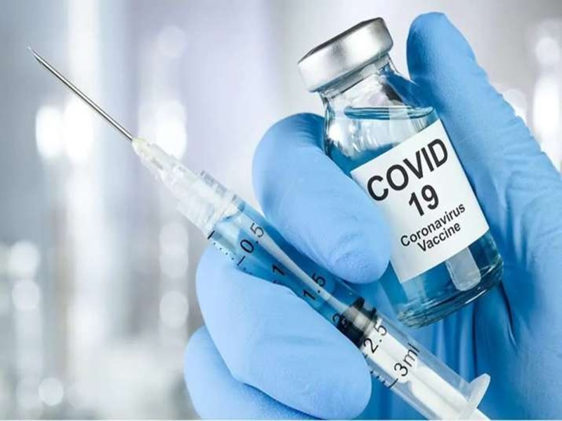 Corona Vaccine: पहला डोज भोपाल में निजी स्कूल के एक शिक्षक को दिया
