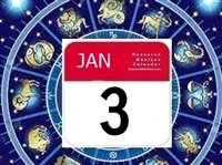 Horoscope 03 Jan 2019: आपकी तारीफ होगी, घर-ऑफिस में अच्छा माहौल रहेगा