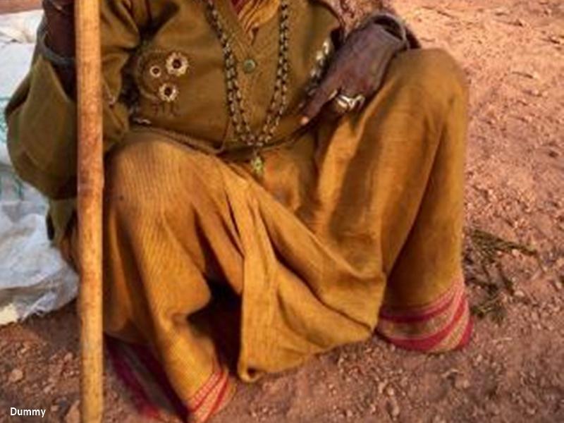 राजस्थान में हैवानियत, 90 साल की बीमार बुजुर्ग से घर में घुसकर दुष्कर्म