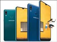 Samsung Galaxy A10s आज से बिक्री के लिए उपलब्ध, जानें कीमत और फीचर्स