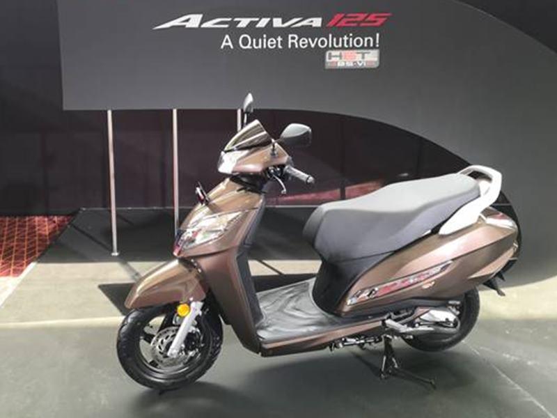 Automobile sector : होंडा ने बाजार में उतारी पहली BS-6 Activa