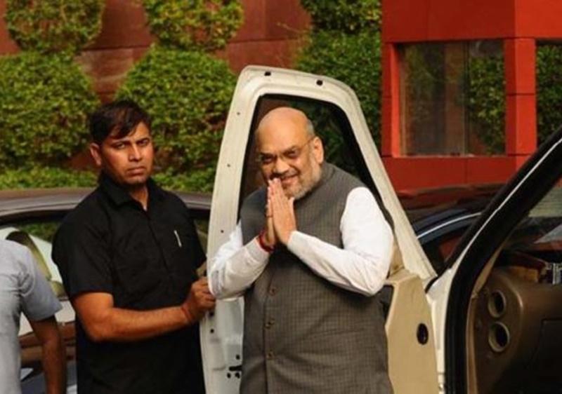 अटल बिहारी वाजपेयी के बंगले में शिफ्ट हुए गृह मंत्री अमित शाह