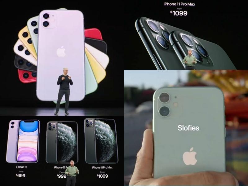 Apple Event Pics: iPhone 11, Pro, Pro Max की ये तस्वीरें देख मचल जाएगा आपका मन