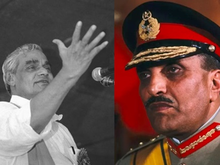 When Pakistani General Muhammad Zia-ul-Haq sent a gift to Atal Bihari  Vajpayee