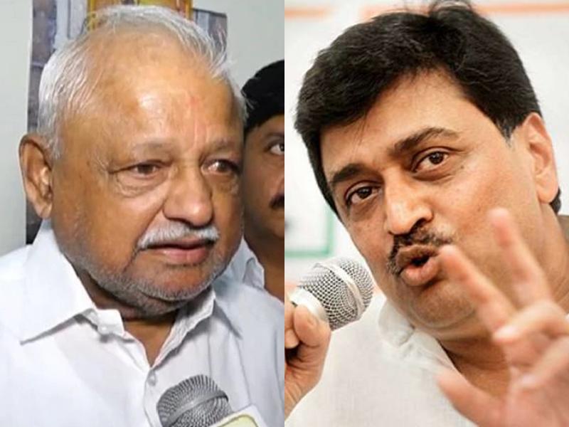 Bhokar Election Result 2019 Bapusaheb Gorthekar Vs Ashok Chavan: एक्जिट पोल के अनुमान को झुठलाते नजर आ रहे अशोक चव्हाण