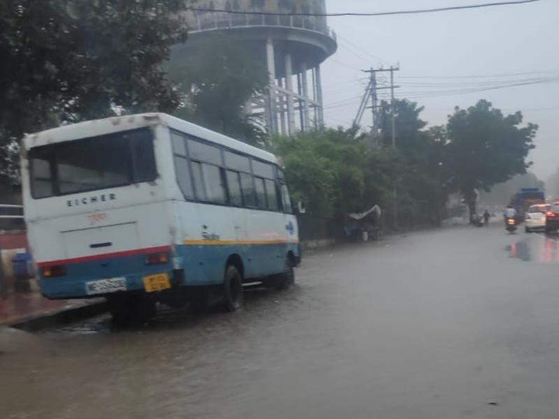 भोपाल में सामान्य से 66 सेमी. अधिक हो चुकी बरसात, मानसून विदा होने के अभी आसार नहीं