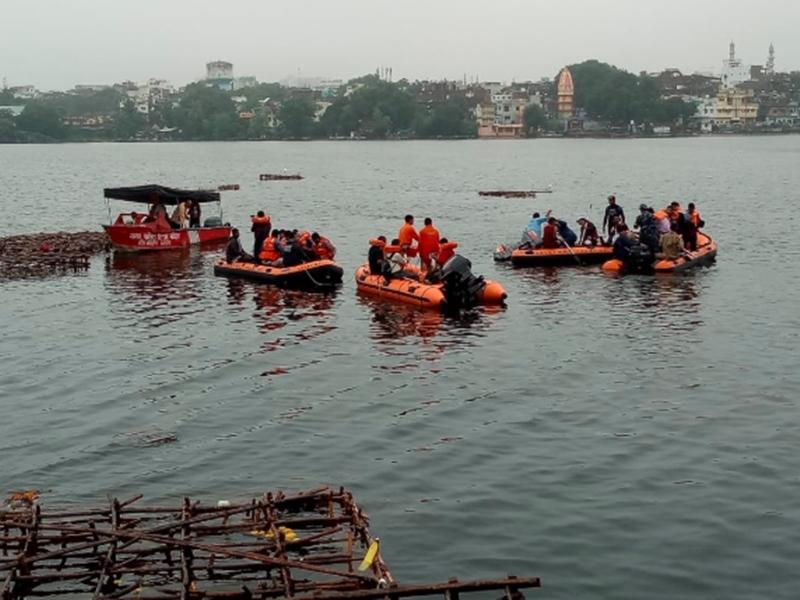 Rain Havoc In Bhopal : इस बार 28 लोगों की हुई डूबकर मौत, इतनी तो 2006 में भी नहीं हुई थी