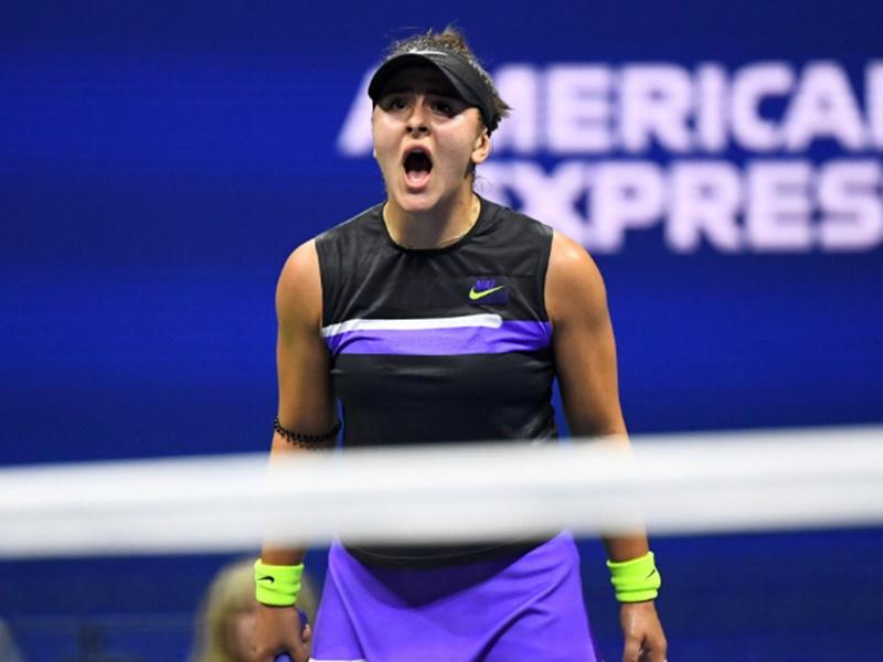 US Open 2019: आंद्रेस्क्यू का सेमीफाइनल में मुकाबला बेनचिच से