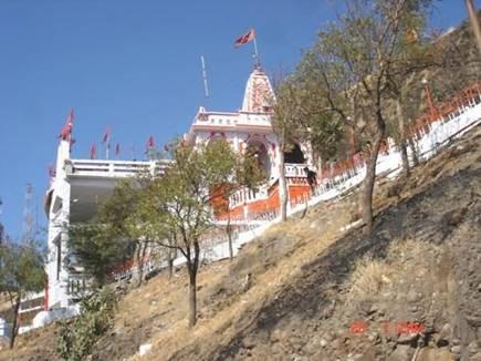 1000 साल पुराना है इंदौर के बिजासन माता मंदिर का इतिहास