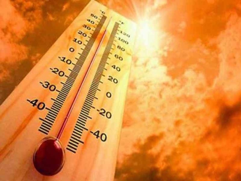 Chhattisgarh Weather Update : 'वायु' ने रोका मानसून, 44 डिग्री के पास रहेगा पारा