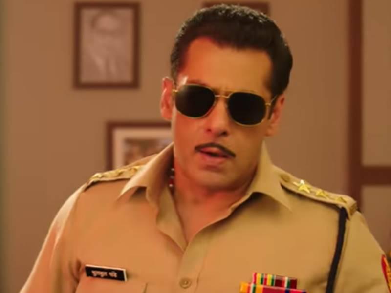 Dabangg 3 Chulbul Pandey Is Back : Salman Khan ने बदला अपना नाम, बन गए 'चुलबुल पांडे'