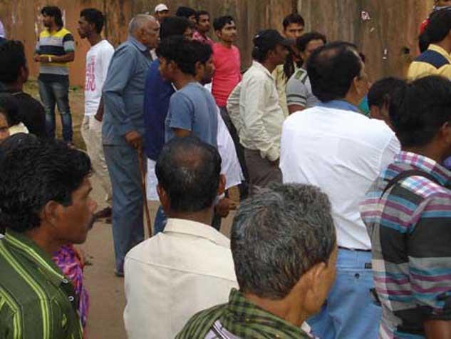 प्रत्याशियों का चुनावी भाग्य ईवीएम में कैद अब जनादेश का इंतजार