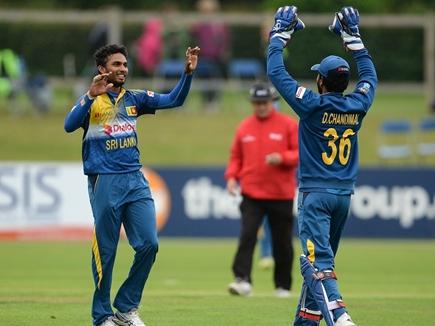 पदार्पण मैच में छा गए शनाका, श्रीलंका ने आयरलैंड को हराया