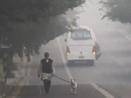 बारिश की बूंदें भी दिल्ली-NCR को प्रदूषण से निजात नहीं दिला सकीं