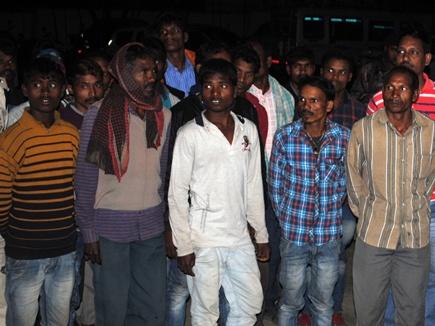 महाराष्ट्र में बंधक बनाए गए डिंडौरी के 21 ग्रामीणों को पुलिस ने कराया मुक्त