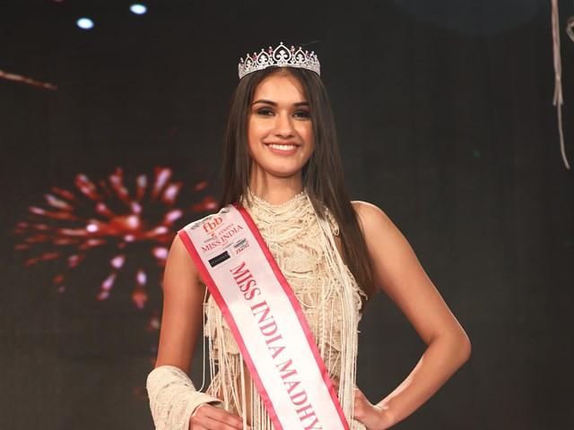 Femina Miss India Grand Finale 2019:  मध्यप्रदेश की गरिमा यादव भी खिताब की दौड़ में