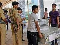 बंगाल में पांचवें चरण में छिटपुट घटनाओं के बीच पड़े 78 फीसद वोट