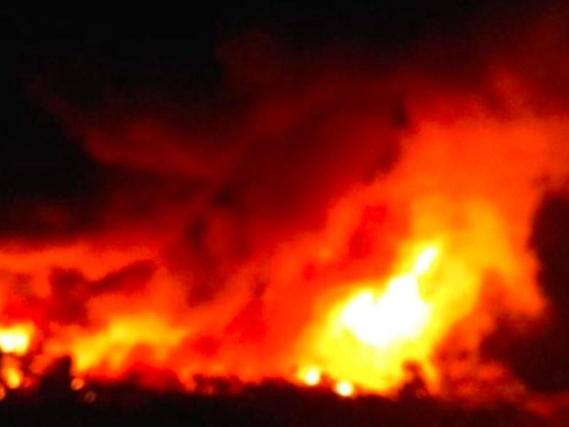 कोटा में हो जाता सूरत जैसा हादसा, चार मंजिला हॉस्टल में लगी भीषण आग, 18 बच्चों की ऐसा बचाई जान