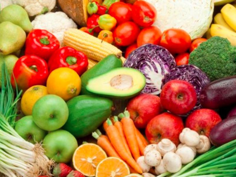 फेफड़ों की भलाई के लिए फल-सब्जियां खाइए