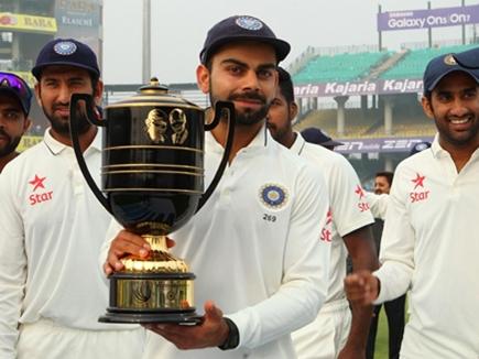 टीम इंडिया ने 337 रन से टेस्ट और 3-0 से जीती सीरीज