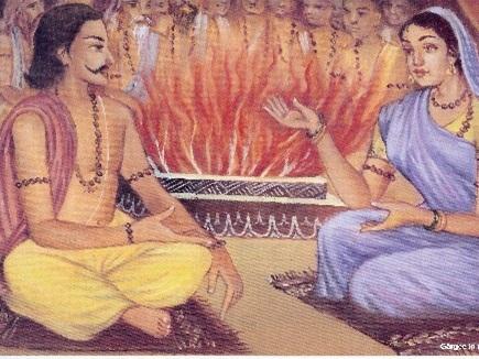 गार्गी : भारतीय परंपरा की स्त्री दार्शनिक
