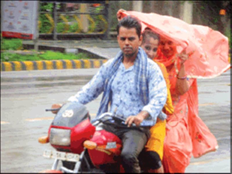 Madhya Pradesh Weather Update : सावन से टूटी पानी की आस, अब भादौ बुझाएगा प्यास