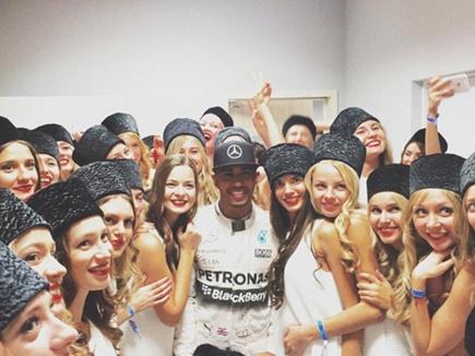 रूसी ग्रां पि : हैमिल्टन ने करियर का 42वां खिताब जीता