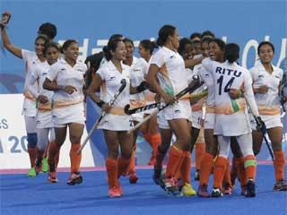 भारतीय महिला हॉकी टीम ने जर्मनी को 2-1 से दी मात
