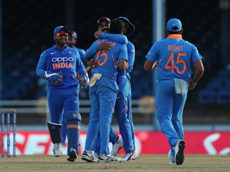 Ind vs WI 2nd ODI: विराट और भुवनेश्वर ने भारत को दिलाई आसान जीत, सीरीज में 1-0 की बढ़त