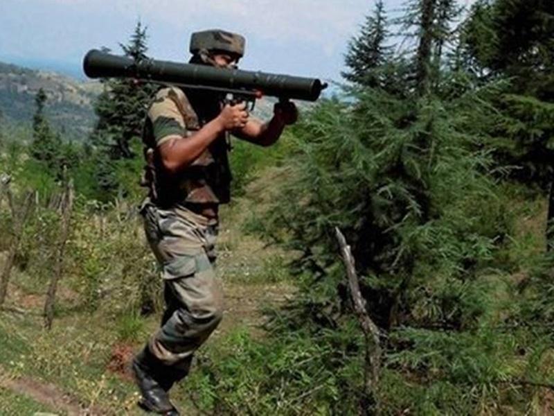 भारतीय सेना का करारा जवाब, पाक के तीन सैनिकों सहित 22 आतंकी ढेर, तोपखाना तबाह