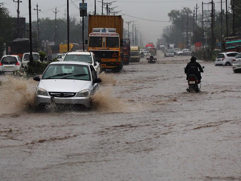 Madhya Pradesh Weather : 58 वर्ष बाद मानसून तोड़ रहा विदाई का रिकॉर्ड