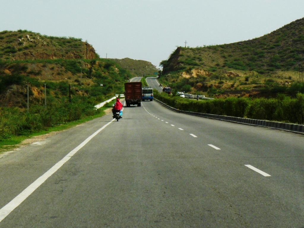 दिल्ली-जयपुर एक्सप्रेसवे का निर्माण सितंबर से