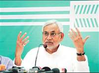 गुजरात चुनाव : 50 सीटों पर अकेले चुनाव लड़ेगा जदयू