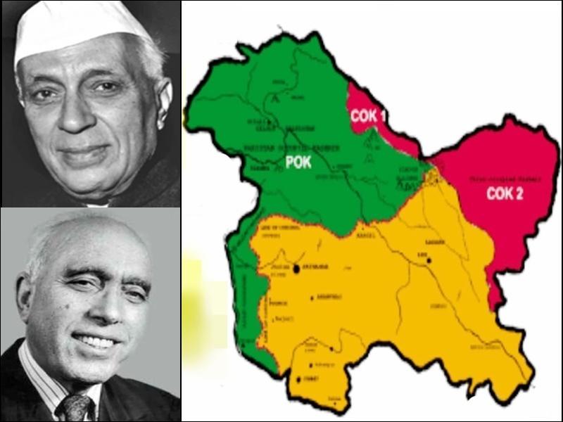 शेख ने किया था आग्रह, भारत में कर लीजिए कश्मीर का विलय