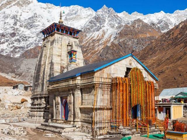 Kedarnath Yatra:  शिवलिंग नहीं इस भव्य स्वरूप में होते हैं केदारनाथ धाम में शिव के दर्शन