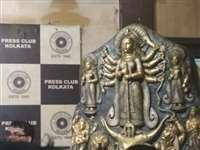 Navratri 2019: कोलकाता में बन रही सोने की मां दुर्गा, कीमत 18 करोड़