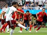 FIFA 2018 : मेक्सिको ने रखी लय बरकरार- कोरिया को 2-1 से हराया