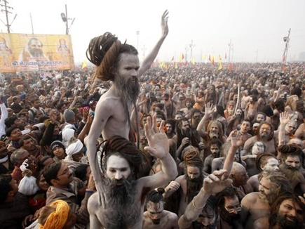 Do not tolerate neglect in kumbha mela says Dandy Saints