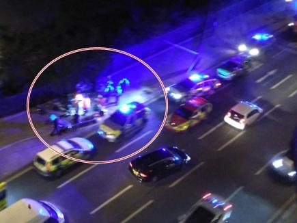 लंदन में चाकू से 1 की हत्या, 5 को किया घायल, आतंकी हमले की आशंका