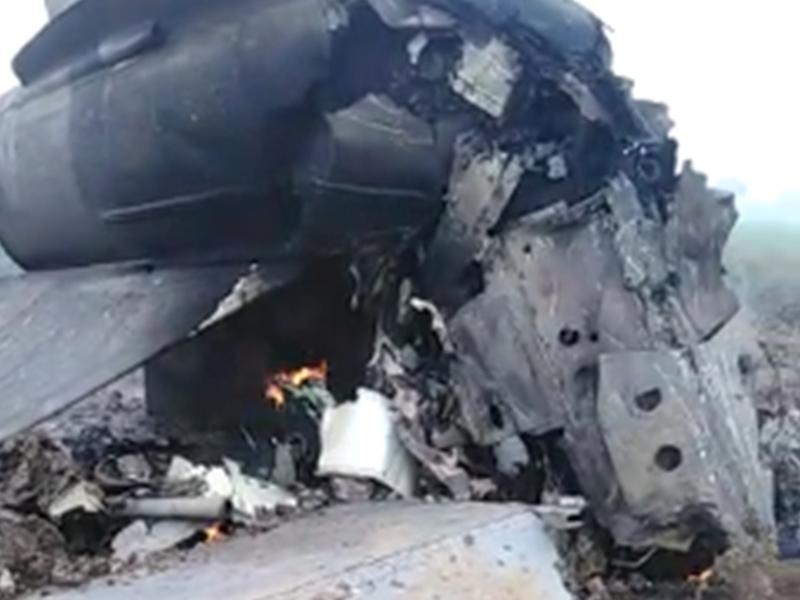 Gwalior MIG-21 Crashed : आग का गोला बना विमान, जिसने देखा बोला- आज नहीं बचेंगे