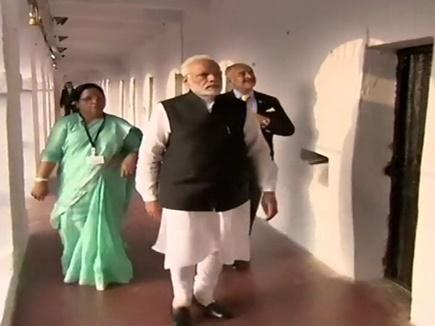 PM मोदी ने अंडमान-निकोबार में तीन द्वीपों को नया नाम दिया