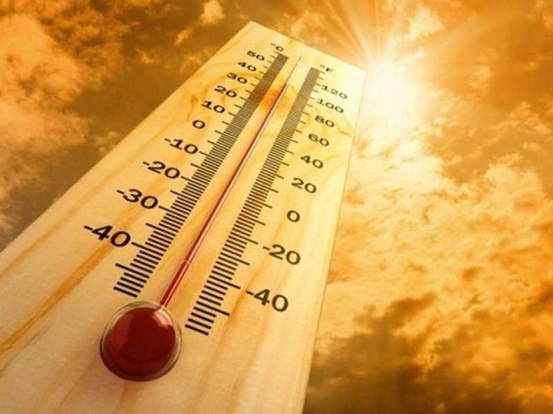 Weather Report : गर्मी से अभी नहीं मिलेगी राहत, राजस्थान में पारा 50 डिग्री सेल्सियस पहुंचा