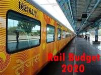 Budget 2020: रेलवे के लिए बजट में हुई यह अहम घोषणा, चलेंगी तेजस जैसी ट्रेंने और मिलेगी रफ्तार