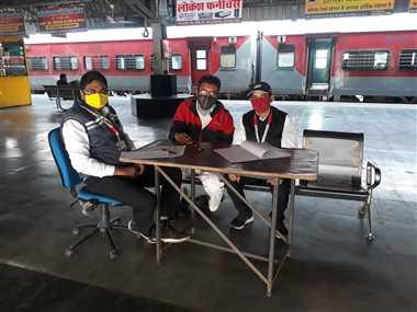 अब रेल मदद पर काल करें और हर समस्या का समाधान पाएं यात्री