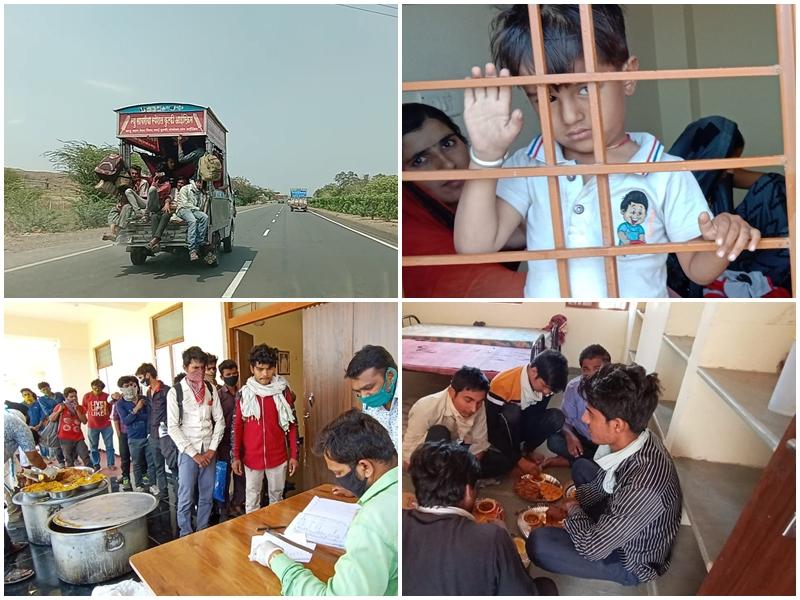Coronavirus in Malwa Nimar : सीमा चौकियों से बिना जांच के निकले हजारों लोग, संक्रमण फैलने की आशंका