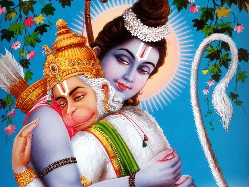 Ram Navami 2021: जब चिरंजीवी हनुमान को स्वामी श्रीराम ने दिया था मृत्युदंड