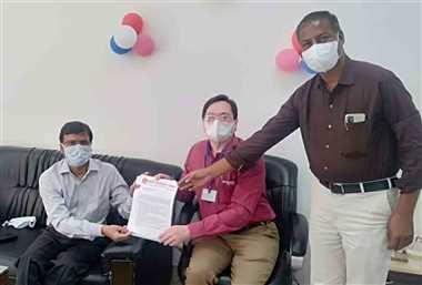 जिला अस्पताल में जयपुर की फर्म संचालित करेगी सीटी स्कैन मशीन